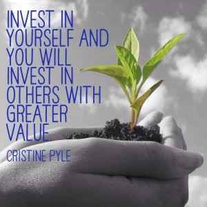 Invest in Your Value