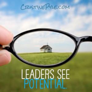 Leaders See Potential